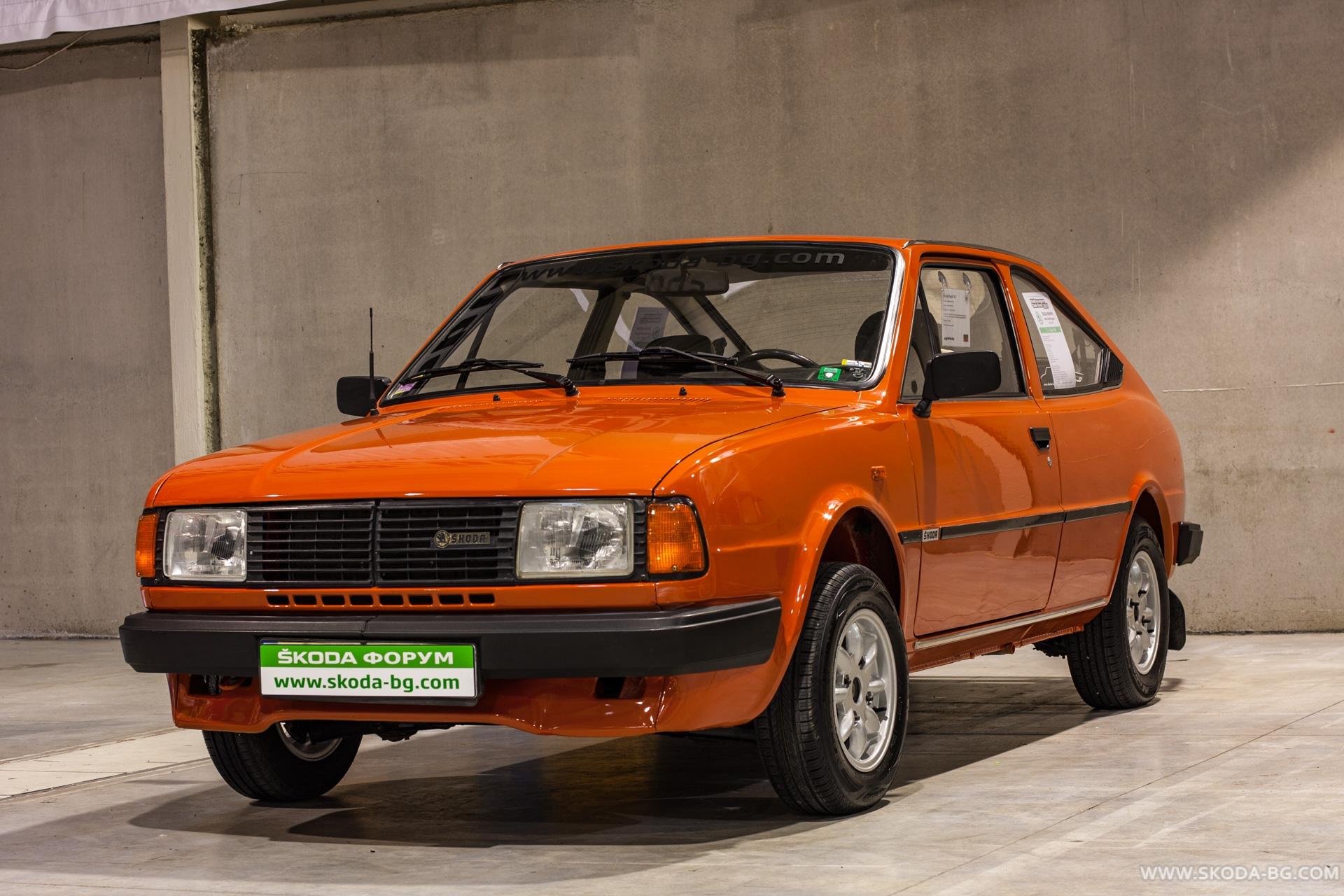 Škoda Rapid - Петър Радев