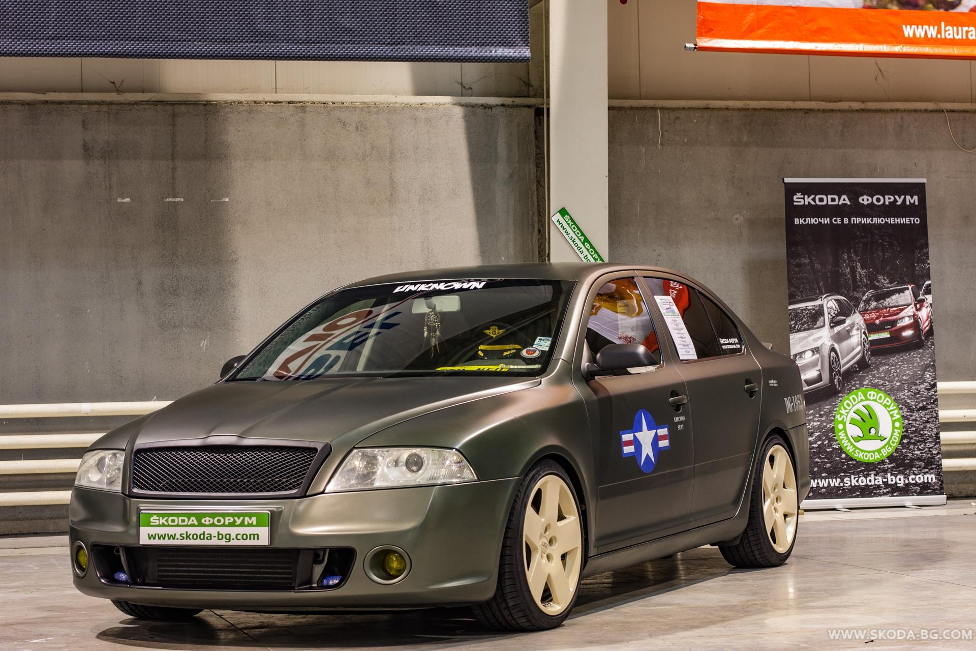 Škoda Octavia Mk1 1.9 TDI - Драгос